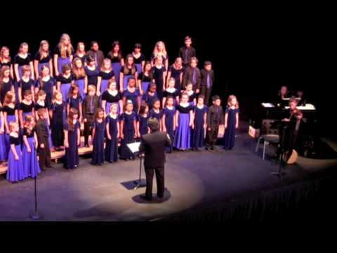"SFV Youth Chorus with Expressions Choirs, ""Ani Ma'amin"" by Paul Calwell and Sean Ivory"