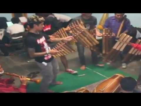 Seni tradisional sunda calung