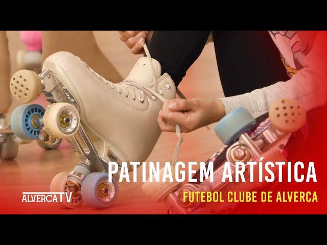 FC Alverca Modalidades | Patinagem Artística