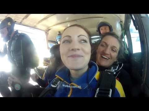 Tandem Skydive - York Western Australia 2015