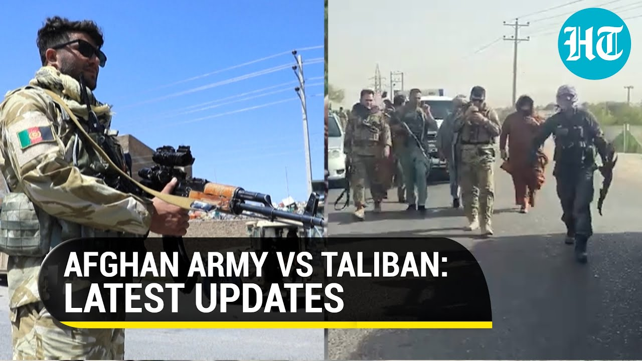 Download Watch: After rocket attack on airport in Kandahar, Afghan forces target Taliban with air strikes