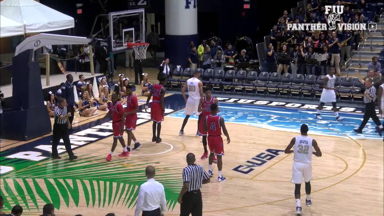 FIU Panthers Prowl: FIU Men's Basketball