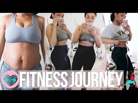 GETTING IN SHAPE | What I'm doing +Diet + Waist Trainers 💪🏾