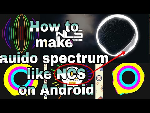 Download How To Make NCS Audio Spectrum On Android!