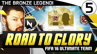 THE BRONZE LEGEND GILL - FUT ROAD TO GLORY 05 - FIFA 16 Ultimate Team