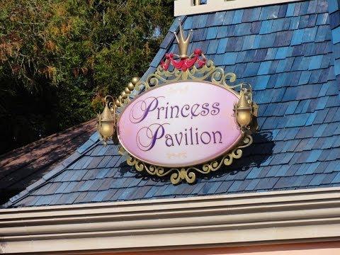Disneyland Paris Princess Pavilion