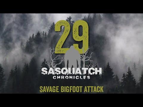 SC EP:29 Savage Bigfoot Attack