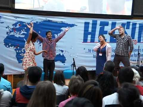 Helsinki youth conference 2013 (unofficial)
