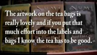 Numi Tea: the full leaf story