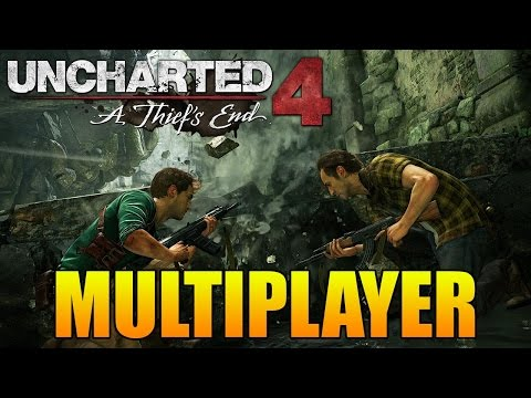 """Uncharted 4 Multiplayer Gameplay Live - """"ROAD TO EVERYTHING UNLOCKED"""" - Uncharted 4 Live Stream"""
