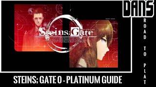 Road to platinum: steins; gate 0
