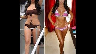 Секрет похудения Ким Кардашьян  Как похудела  Ким Кардашьян Нажать и Посмотреть