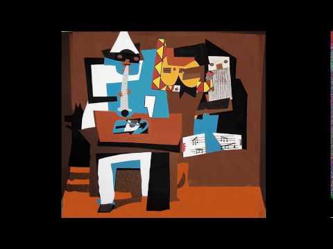 Los tres músicos de Pablo Picasso -  After Effects