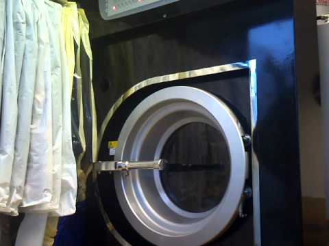 Dane Realstar Hydrocarbon Dry Cleaning Machine Like A Big