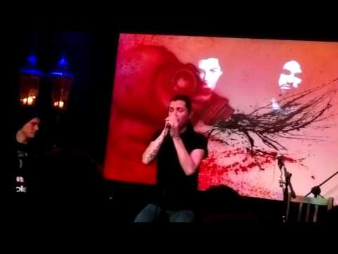 Florian Grey - The Way I Die (live 20.11.15 Berlin)