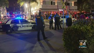 More Officers, Tighter Enforcement In Store For Miami Beach Spring Breakers