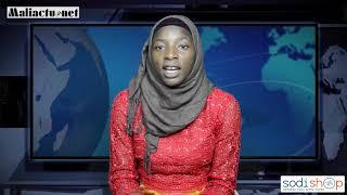 Mali : L'actualité du jour en Bambara (vidéo) Vendredi 14 juin 2019