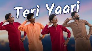 Teri Yaari Song - Milind Gaba | King Kazi, Amar Shakti Khurana | Hii Ravi Rajput | New Song 2020