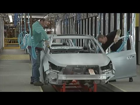 Auto Factory Worker -- Get Ready For Your Career 3