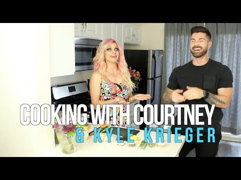 Cooking with Courtney & Kyle Kreiger