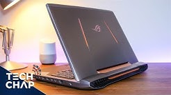 """ASUS ROG G752 Review - 17.3"""" GTX 1060 Gaming Notebook 