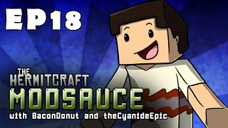 "Minecraft - ModSauce: Ep 18 ""Nothing To Worry About!"" w/TheCyaNideEPiC"