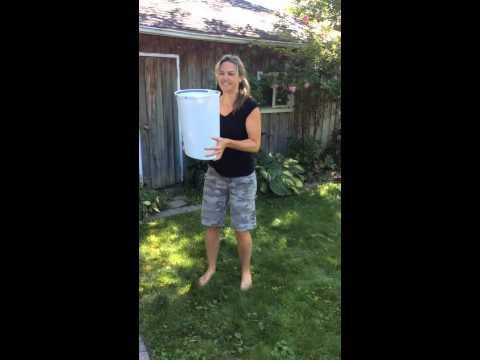 ALS Ice Bucket Challenge : Kate Drummond