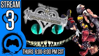 Kingdom Hearts: Chain of Memories - 3 - Down The Rabbit Hole - Stream Four Star