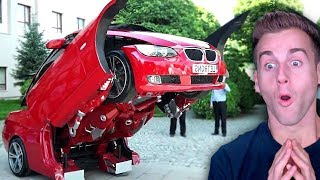 The CRAZIEST Vehicles EVER Made!