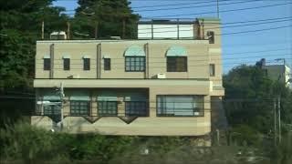 東海道線E231系快速アクティー小金井行(熱海→東京)車窓