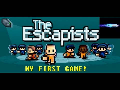 "THE ESCAPISTS ""MY FIRST GAME"" #1 