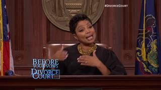 Classic Divorce Court: Canceled Engagement