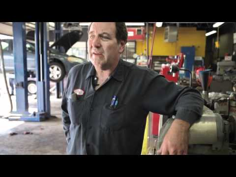 Auto mechanic Tom Butler remembers Sept. 11