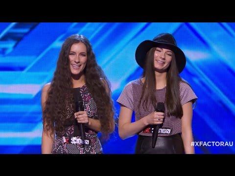 Finnin - Ho Hey - The X Factor Australia 2015