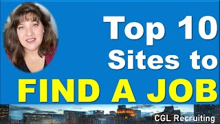 Top 10 Sites to Find a Job (And Get A Job Fast!)