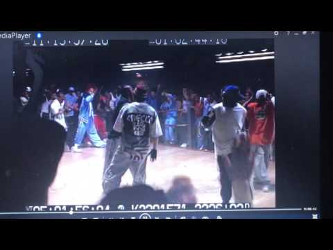 You Got Served: The Opening Battle