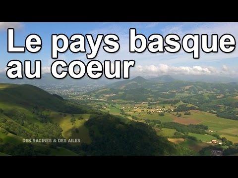 Le Pays basque au coeur