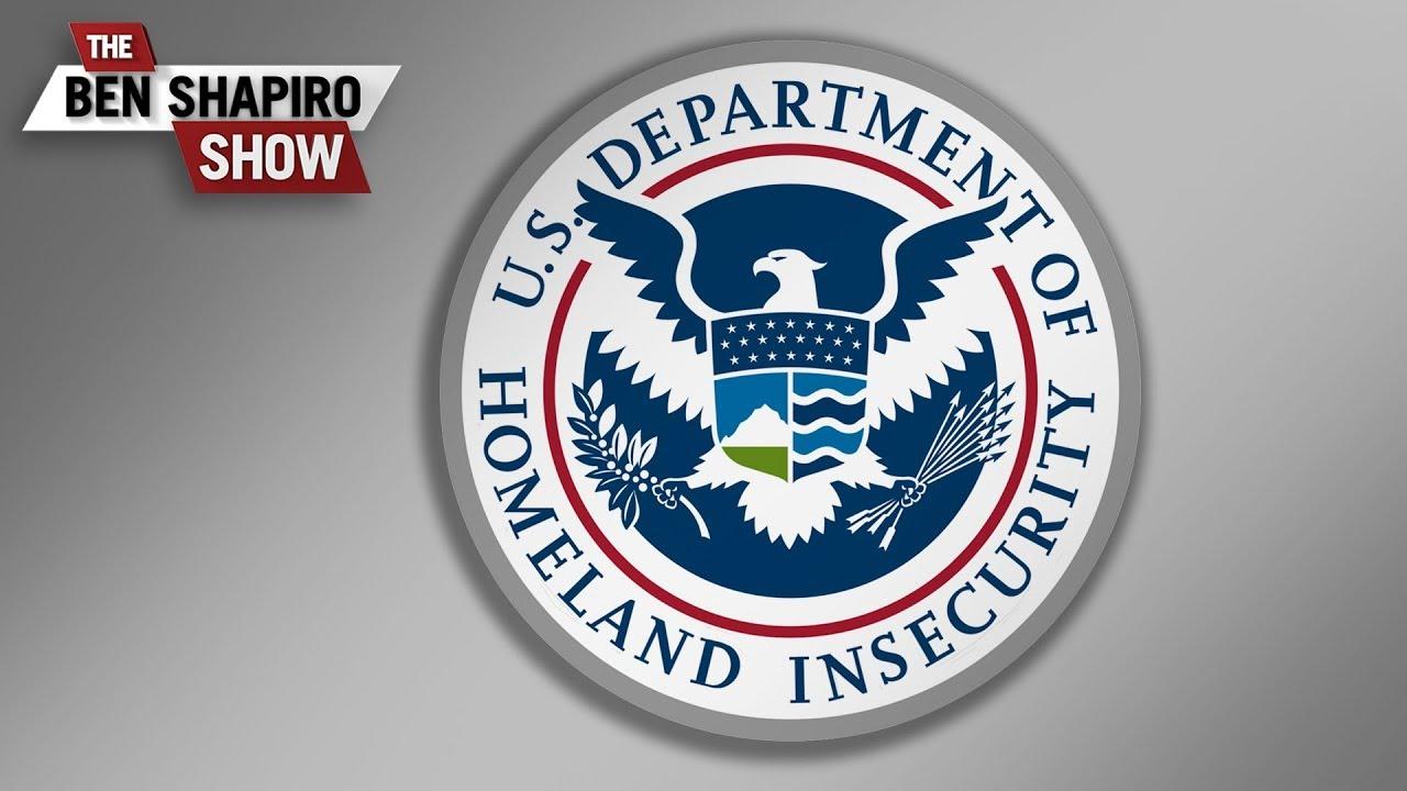 Homeland Insecurity | The Ben Shapiro Show Ep. 754