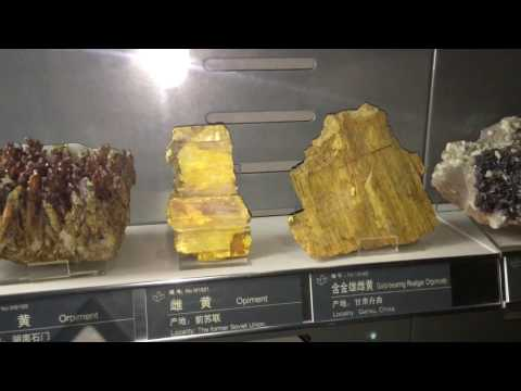 Geological Museum of China - Beijing - China (2 last)