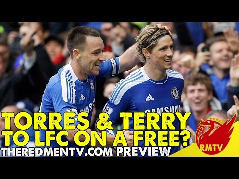 Torres & Terry To Liverpool On A Free?