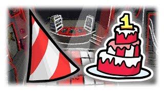 Club Penguin Rewritten: 1st Anniversary Party