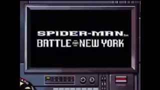 Spider-Man: Battle For New York (DS) Missions 1 & 2: Goblin