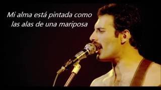 Queen - The Show Must Go On - Subtítulos en Español