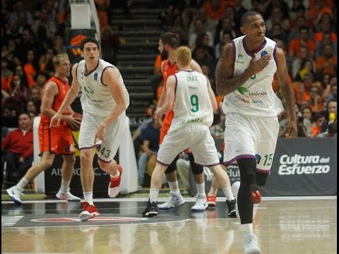 Highlights: Unicaja Malaga - Valencia Basket from YouTube · Duration:  2 minutes 15 seconds
