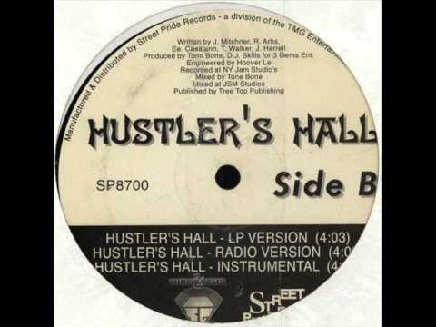 Pr halls hustler