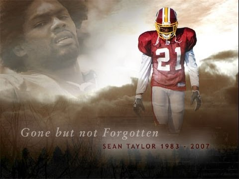21 God's Safety (The Legacy of Sean Taylor)