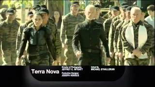 Терра Нова 1 сезон 6 серия смотреть онлайн Ютуб