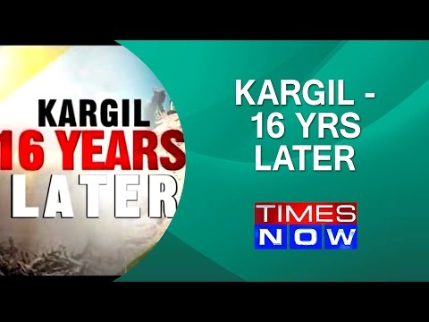 Kargil 16 years later | Kargil Special Coverge