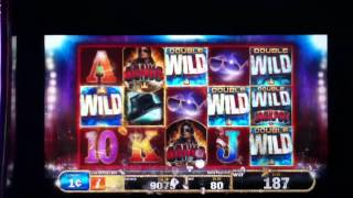 Bally MJ Moonwalk Random Slot Machine Bonus