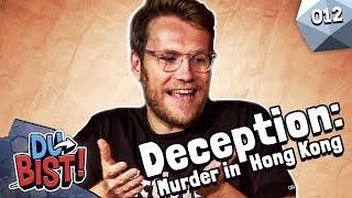 Die Nils-Verschwörung! - Deception: Murder in Hongkong | Du bist! #12